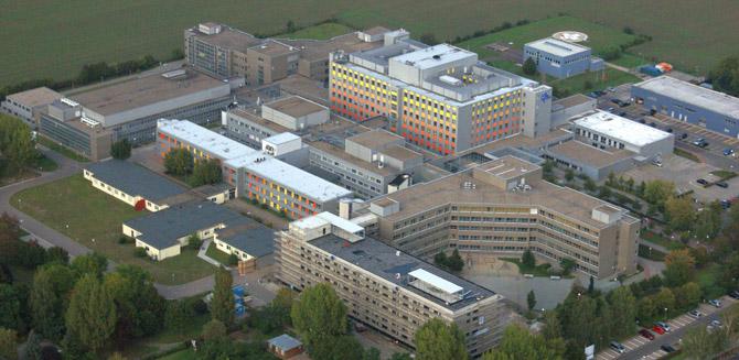 Magdeburg Krankenhaus